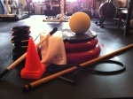 Mixed Equipment for Total BodyBurn
