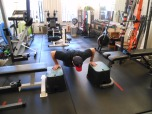 Vadim, Deep Bench Push-up